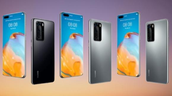 Huawei P40, P40 Pro, P40 Pro+: finalmente ufficiali i cameraphone da primato