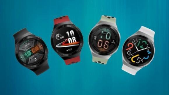 Huawei Event con due smartwatch, uno smart speaker, e occhiali intelligenti
