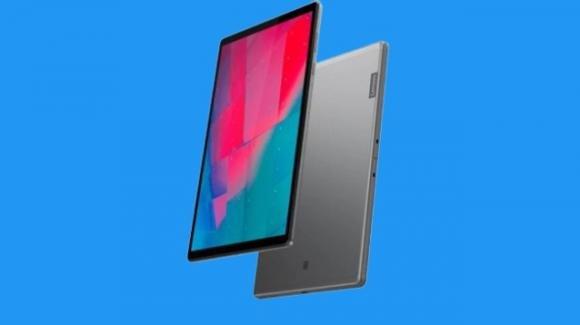 Lenovo M10 Plus: ufficiale il tablet low cost con maxi batteria e FullHD