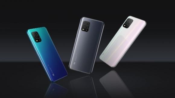 Xiaomi Mi 10 Lite 5G: ufficiale l'inatteso medio-gamma con 5G e molto altro