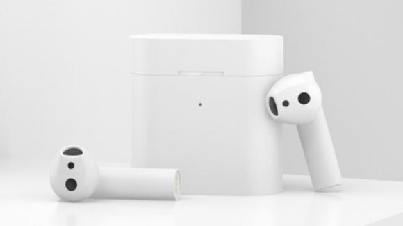 True Wireless Earphones 2: ufficiali i nuovi auricolari true wireless di Xiaomi