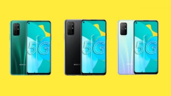 Honor 30S 5G: ufficiale il medio-gamma con super tetracamera posteriore