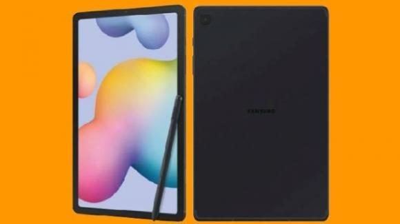 Samsung Galaxy Tab S6 Lite: in arrivo ad Aprile, con S-PEN e anche 4G/LTE