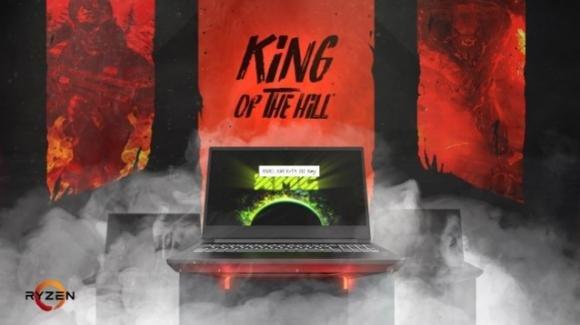 XMG Apex 15: ufficiale il gaming notebook estremo con processori AMD Ryzen