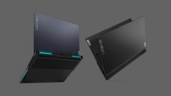 Legion 7i e 5i: anticipati i nuovi gaming notebook di Lenovo