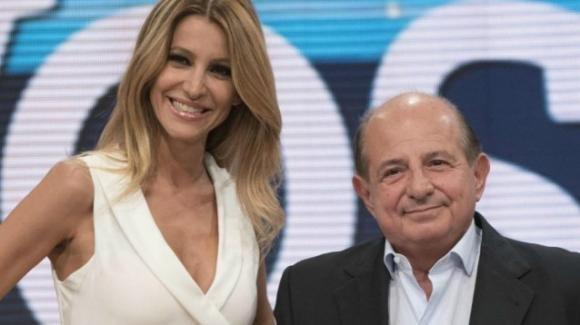 Giancarlo Magalli pronto a chiarire con Adriana Volpe