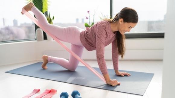 L'esercizio fisico è fonte di salute e positività. Numerose le iniziative per promuovere l'home fitness