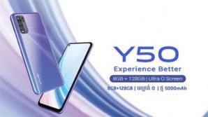 Vivo Y50: battery phone al servizio della fruizione multimediale