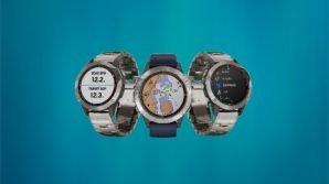Garmin Quatix 6: ufficiale il nuovo, elegante, sportwatch per la nautica
