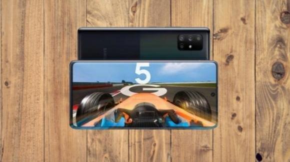 Galaxy A51 5G e Galaxy A71 5G: ufficiali i medio-gamma con 5G di Samsung