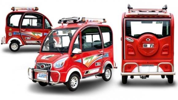 Chang Li: l'auto elettrica che costa meno di un top gamma telefonico