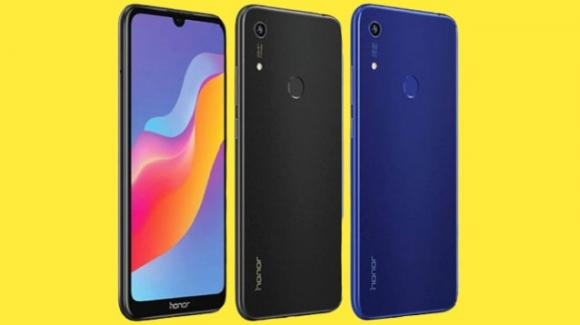 Honor 8A 2020: ufficiale l'entry level con specifiche aggiornate al rialzo