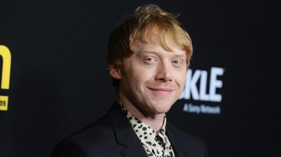 """Rupert Grint, il Ron Weasley di """"Harry Potter"""", aspetta il primo figlio dalla collega Georgia Groome"""