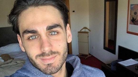 Alberto Urso si confessa: quarantena in totale solitudine