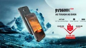 BlackviewBV9600E: in arrivo lo smartphone corazzato low cost di fascia media