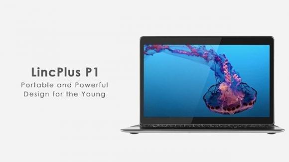LincPlus P1: in promo il notebook low cost con Windows 10 S