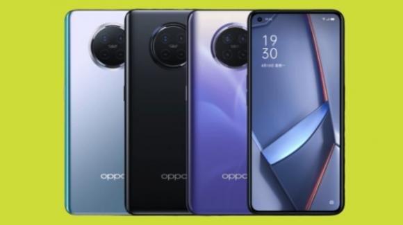 Oppo Ace 2 5G: ufficiale il top gamma con ricarica wireless ultraveloce