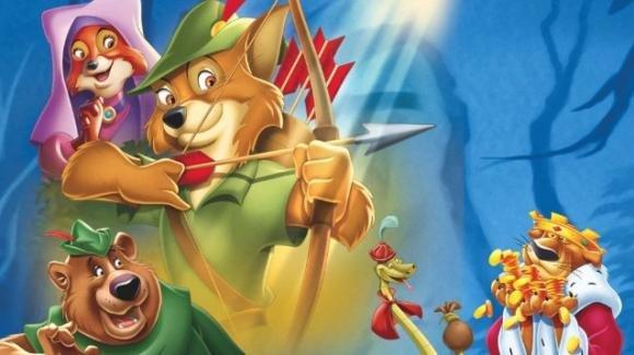 Disney+, annunciato il nuovo live action: si tratta di Robin Hood