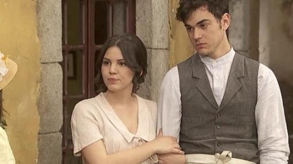Il Segreto, anticipazioni spagnole: Marcela non sa se il figlio che aspetta è di Matias