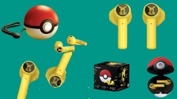 Razer annuncia gli auricolari true wireless per gli appassionati dei Pokémon