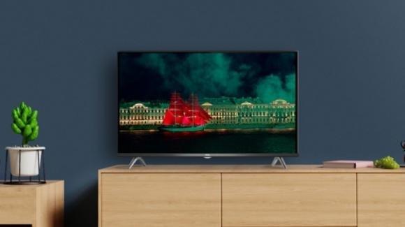 TCL 32S615: in Italia il 32 pollici low cost con Android TV (Pie 9.0)