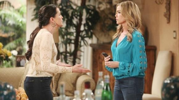 Beautiful, anticipazioni americane: Quinn sconvolta dal video di Shauna