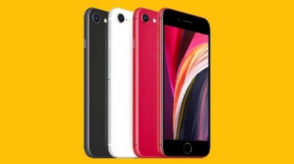 iPhone SE 2020 ufficiale: ecco il nuovo melafonino low cost di Apple