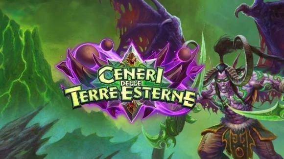 """""""Hearthstone: Ceneri delle Terre Esterne"""", sesta espansione del gioco di carte virtuali di Blizzard"""