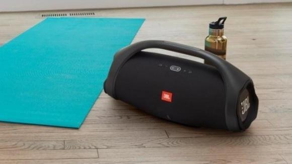JBL Boombox 2: in arrivo lo smart speaker potente per l'outdoor