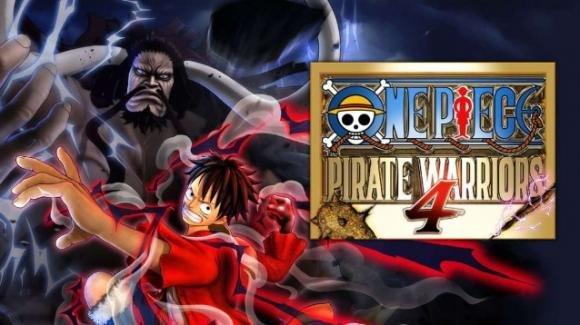 """""""One Piece Pirate Warriors 4"""": il manga dei pirati mette le sue forze sul campo in battaglie devastanti"""