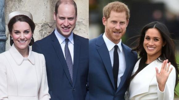 William e Kate saranno costretti a pagare il sussidio ad Harry e Meghan
