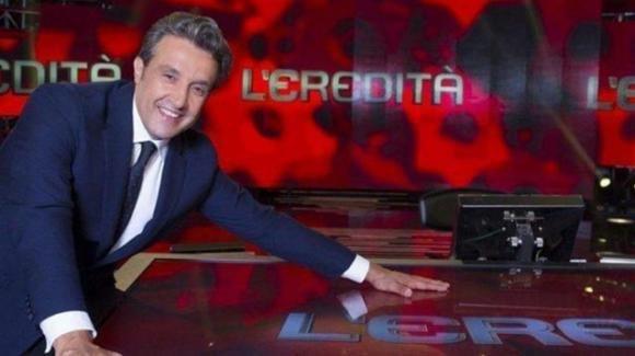 """Coronavirus: a breve il ritorno in tv de """"L'Eredità"""", """"Vieni Da Me"""" e """"La Prova Del Cuoco"""""""