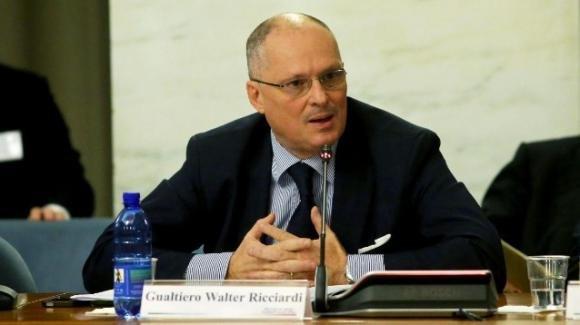 "Coronavirus, Walter Ricciardi: ""Seconda ondata epidemica in autunno"""
