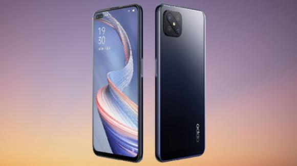 Oppo A92s: ufficiale il medio-gamma con 5G e super display