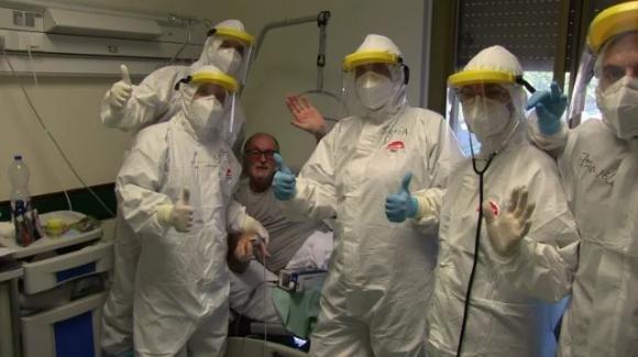 Un paziente di Bergamo affetto da coronavirus si risveglia a Palermo dopo il coma