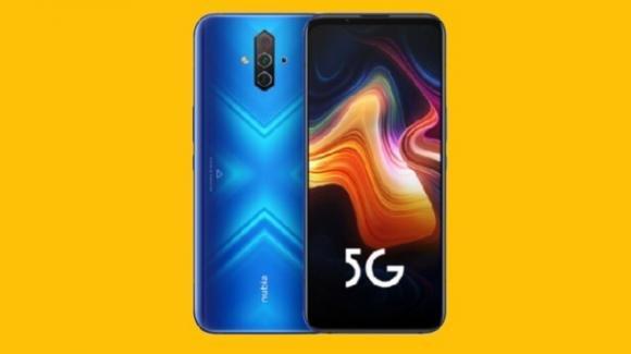 Nubia Play: ufficiale il nuovo gaming phone di fascia media con 5G