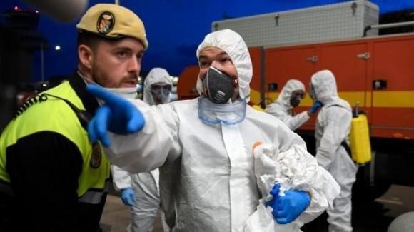La Catalogna registra 404 morti per coronavirus nelle ultime 24 ore