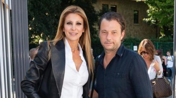 Possibile crisi tra Adriana Volpe e Roberto Parli