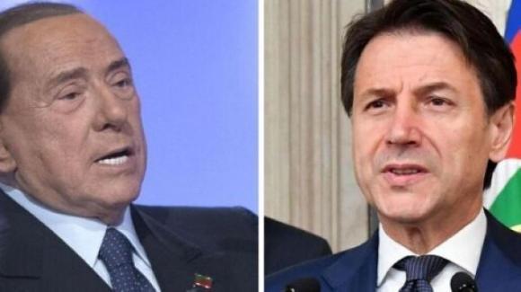 """Berlusconi e il dialogo con il Governo Conte: """"Questo non compromette l'unità del centro-destra"""""""