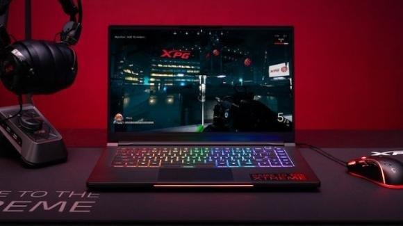 XPG Xenia: ufficiale il primo gaming notebook premium di ADATA