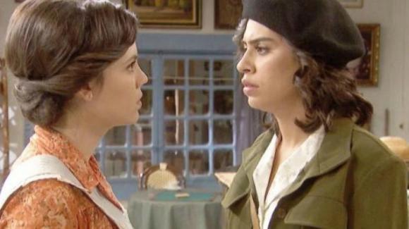 Il Segreto, anticipazioni spagnole: Marcela intima ad Alicia di stare lontana da Matias!