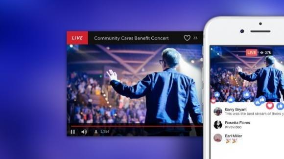Facebook: ulteriori novità per il mondo dei Live Streaming (anche da Portal)