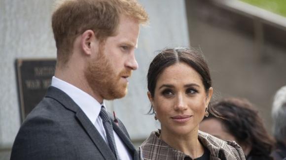 Ancora problemi per Harry e Meghan Markle