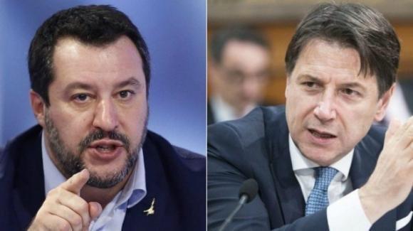 Sondaggi Ipsos, la Lega di Matteo Salvini perde circa il 6%. Sale il PD, il M5S e la fiducia per il Governo Conte