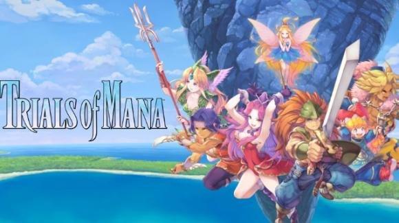 """""""Trials of Mana"""": remake di un grande RPG famoso in Giappone, con una versione moderna"""