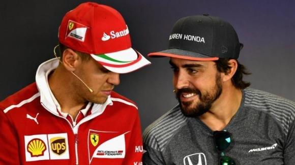 Fernando Alonso: si consolida l'ipotesi del clamoroso ritorno in Ferrari