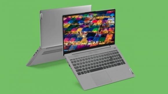 Lenovo IdeaPad 5: ufficiale il notebook low cost per il professionista in movimento