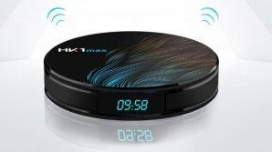 HK1MAX: in promo lo smart-box economico con Android Pie 9.0