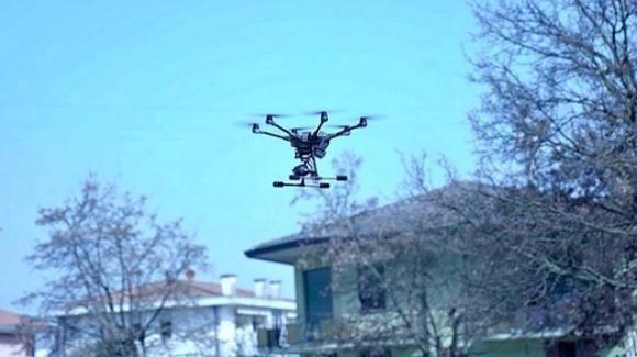 Padova, controlli dei droni sui Colli Euganei: padovani rispettosi delle regole