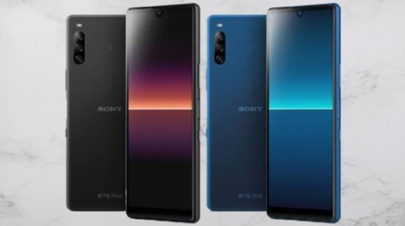 Xperia L4: Sony mette in commercio il suo entry level cinematografico